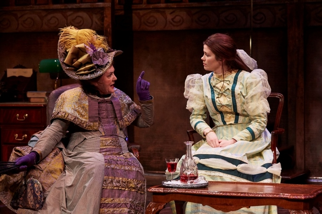 The Importance of Being Earnest, Gwen Taylor, Louise Coulthard