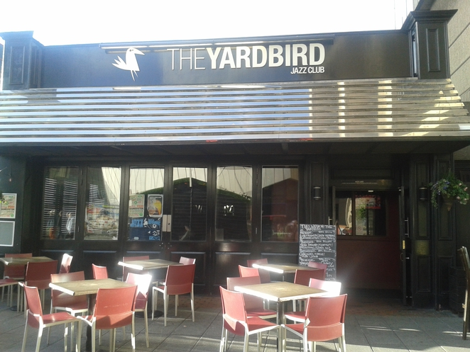 The Yardbird, bar, pub