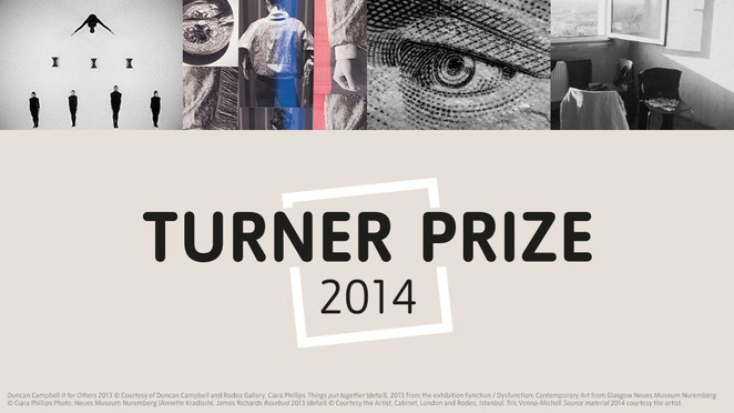 turner prize, tate britain