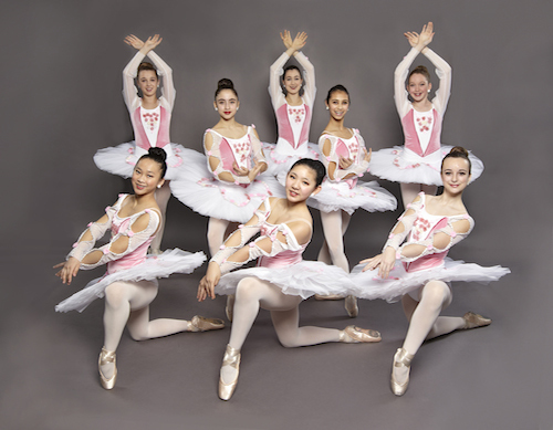 turning pointe dance company, more london