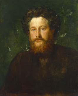 william morris, his legacy, anarchy & beauty, national portrait gallery