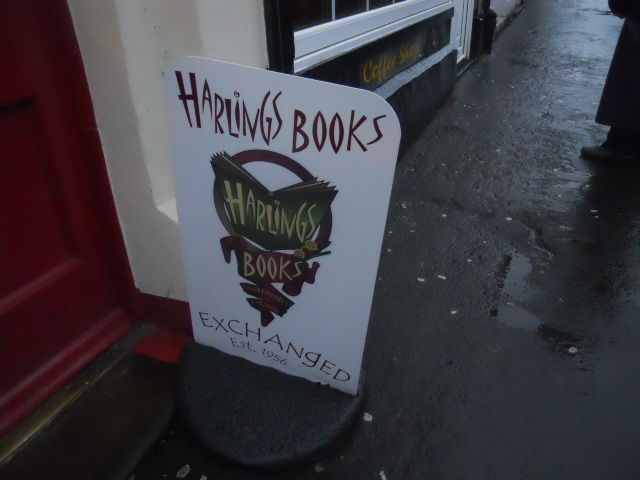barrow in furness, town centre, harling books
