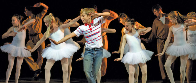 billy elliot, the musical, live, odeon