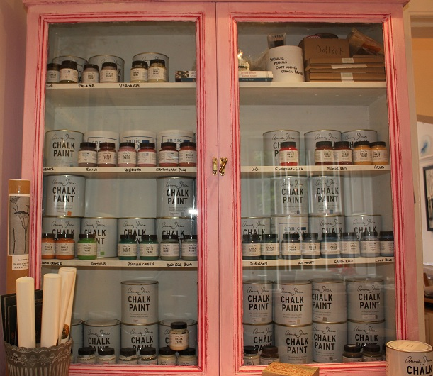 Chalk Paint For Kitchen Cabinets Uk: Interesting Places To Shop In Edinburgh