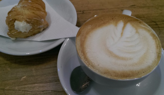 Coffee, Sonny & Vito, Glasgow, Coffee Shop, Flat White, Italian, Deli