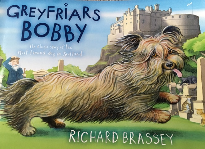 GreyFriars Bobby author richard Brassey A real life fairy tale about a little dog who became a scottish hero. Aargin=