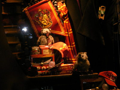 harry potter, studio tour, gryffindor