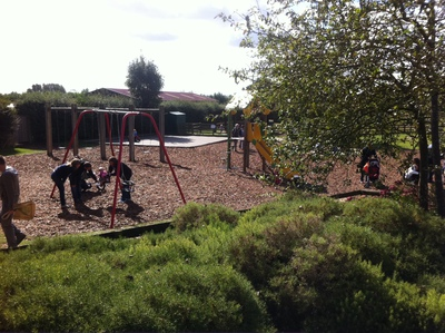 Millets Farm Centre playpark