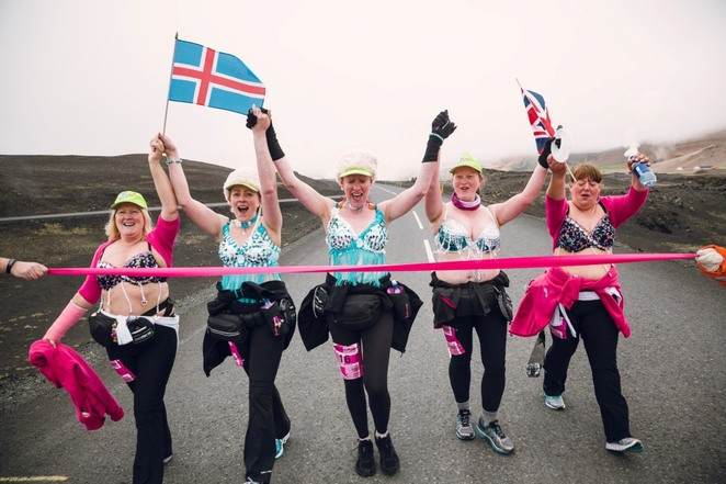 moonwalk, iceland, 2019, fundraiser, cancer, research, fun run, charity, volunteer, exercise, walk-the-walk, holiday package