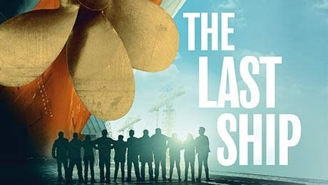 The Last Ship, musical by Sting, Jimmy Nail, Birmingham, New Alexandra Theatre