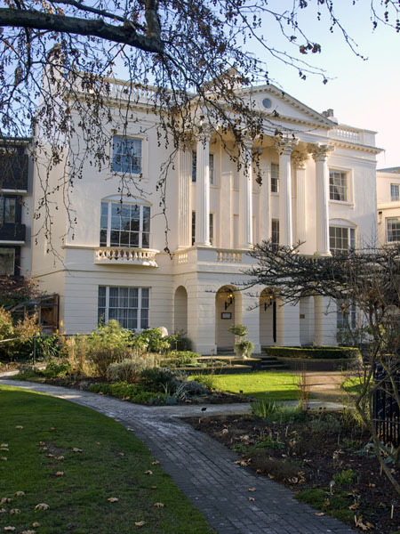 William Harvey House at RCP (image from RCP website)