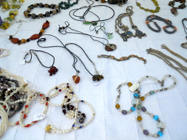 abbey mills, antique market, dennis the menace, mickey mouse, jewellery