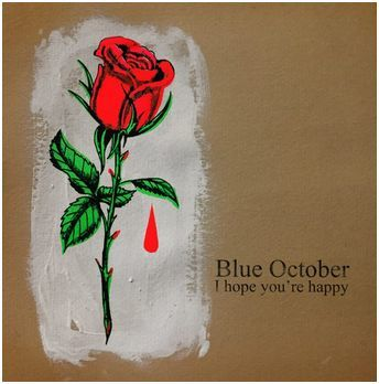 Blue October, O2 Institute Birmingham, Justin Furstenfeld, Jeremy Furstenfeld, Matt Noveskey, Ryan Delahoussaye, I Hope You're Happy