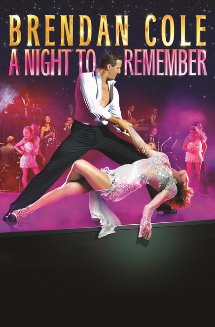 Brendan Cole A Night To Remember