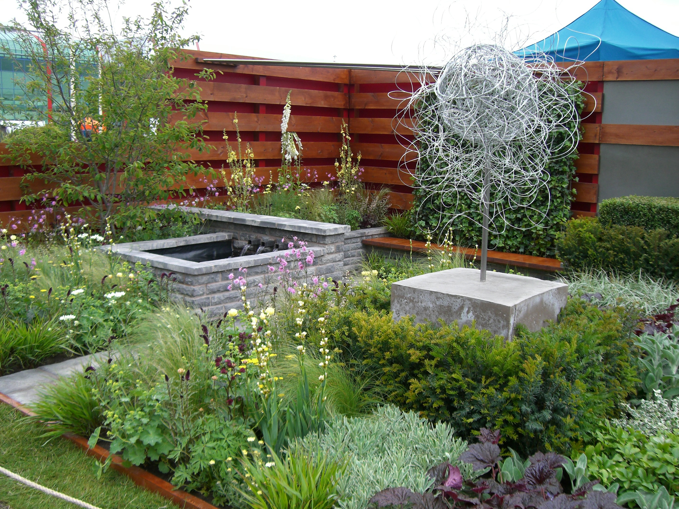Bbc gardeners 39 world live and good food show 2014 birmingham for Garden pods to live in