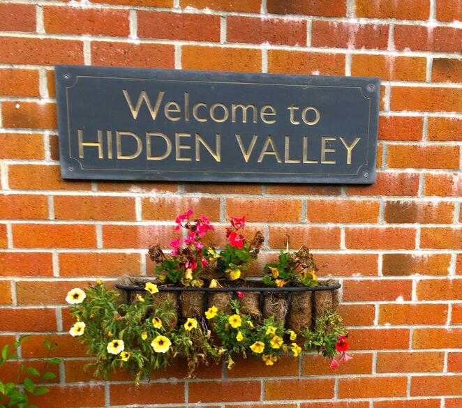 hidden valley,family attraction,mystery,walking,cornwall,england,trains,cafe