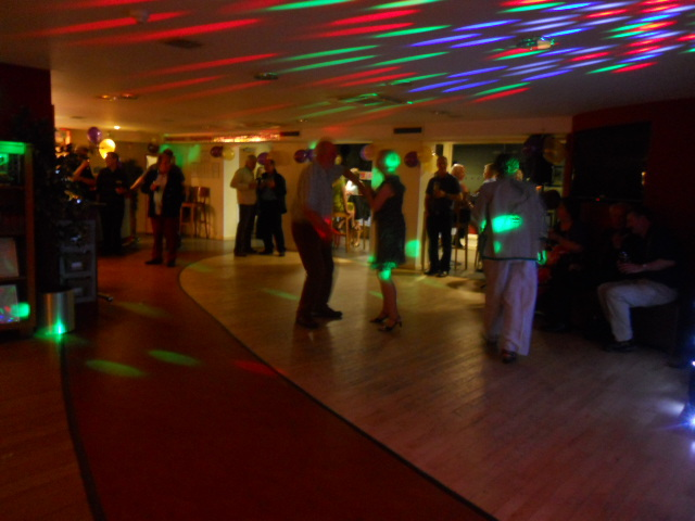 party, disco, wimbledon racquets & fitness, dancing