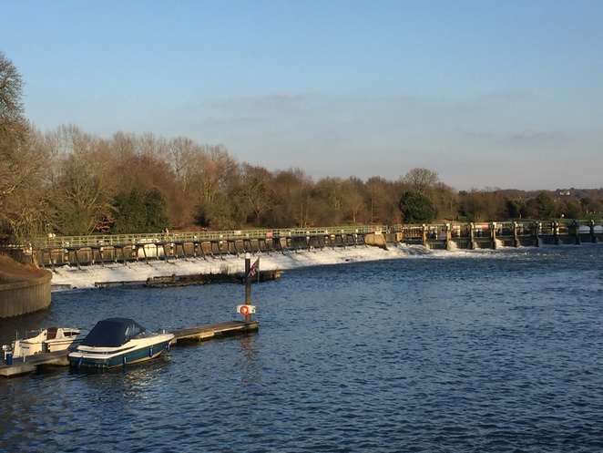 Teddington Lock & Weir