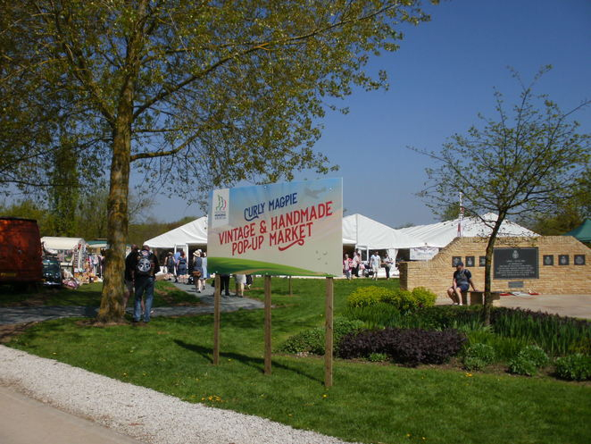Vintage Fair, National Memorial Arboretum