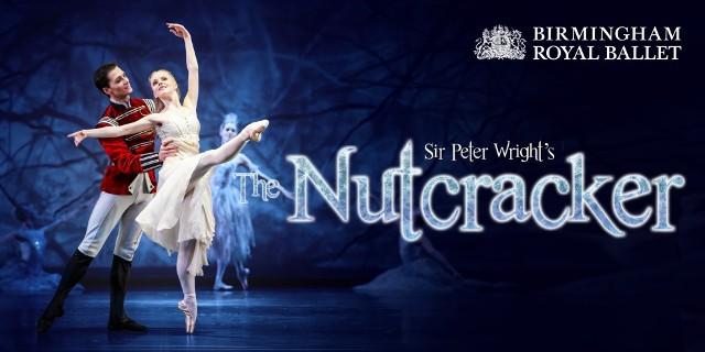 Birmingham Royal Ballet, Birmingham Hippodrome, The Nutcracker, David Bintley, Sir Peter Wright, Christmas shows, Nao Sakuma