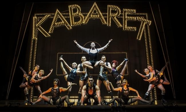 Cabaret, Lowry, Manchester, will young