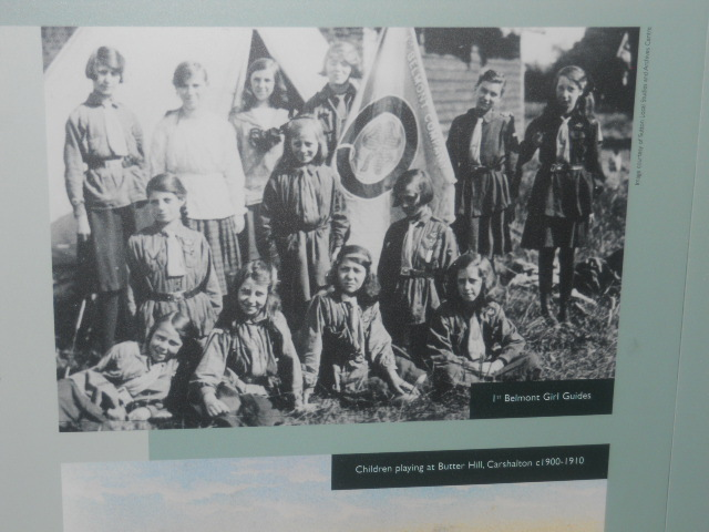 honeywood museum, girl guides