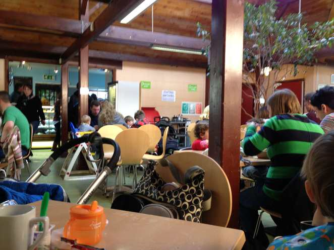 Living Rainforest, family day out, rainy day