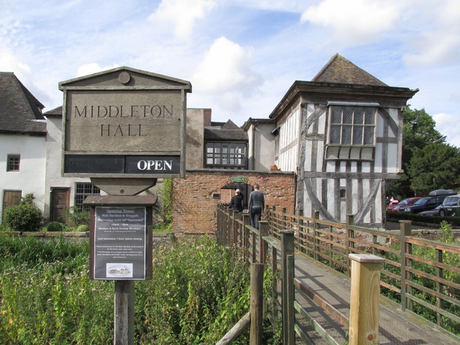 Middleton Hall, Tamworth