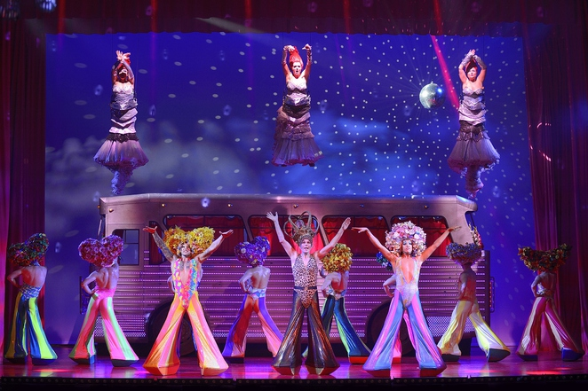 Priscilla Queen of the Desert, New Alexandra Theatre, Jason Donovan
