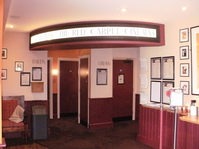 Red Carpet Cinema & Cafe Bar