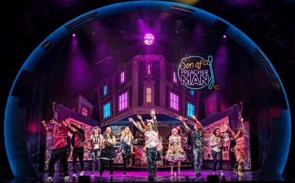 Son of A Preacher Man, New Alexandra Theatre Birmingham, Diana Vickers, Debra Stephenson, Ian Reddington, Theatre Review, Dusty Springfield