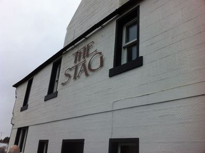 Stag, Coffee Shop, Forfar, family friendly, lunch, Sunday lunch, wheelchair access