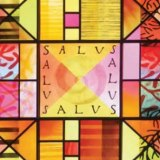 Stained Glass window at Salus House