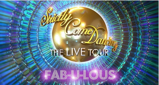 Strictly come dancing live tour 2018, Birmingham