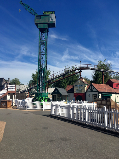 theme park, family attractions,thomas land,rollercoaster,thrill rides