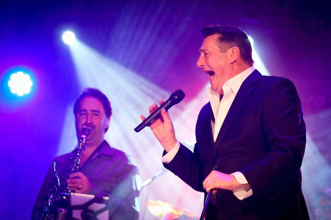 Tony Hadley, Lichfield Cathedral