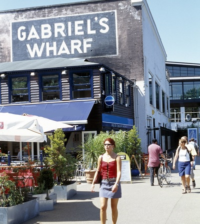 Gabriel's Wharf Summer Party