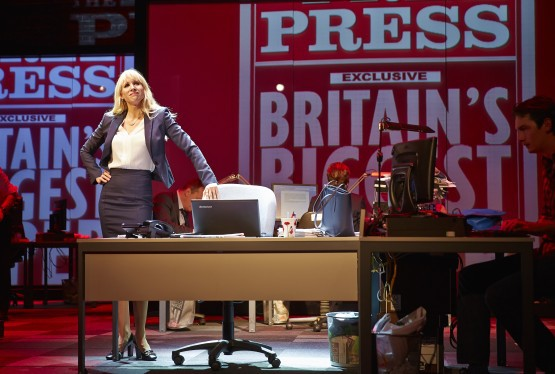 Great Britain, Richard Bean, Play, London, Lucy Punch, Royal Haymarket Theatre