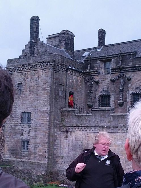 Guided tour Stirling Castle