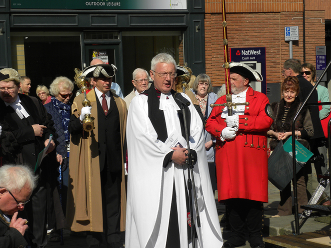 Lichfield Heritage Weekend, Dr Samuel Johnson