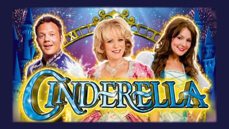Panto Cinderella at the Sunderland Empire