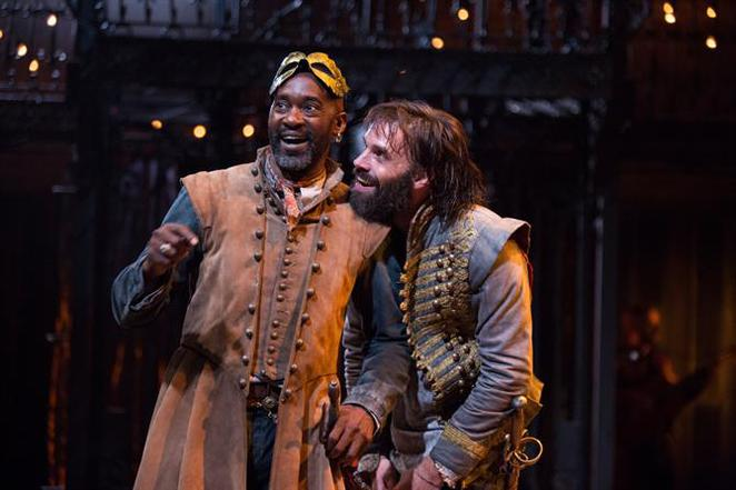 The RSC, The Rover, Swan Theatre, review, Aphra Behn
