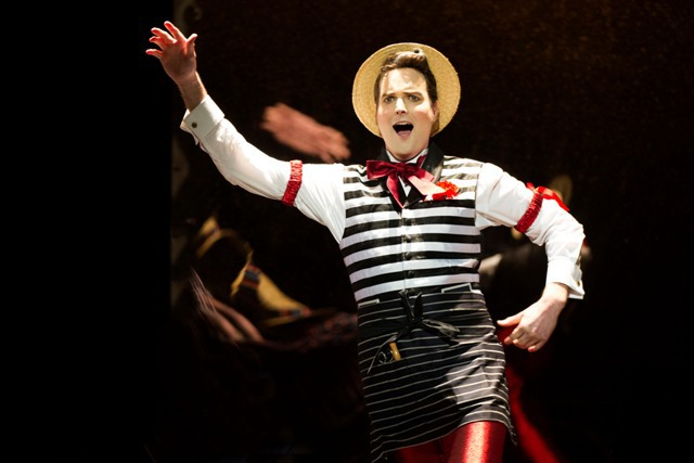 Welsh National Opera, Barber of Seville, Figaro Forever season, Birmingham Hippodrome