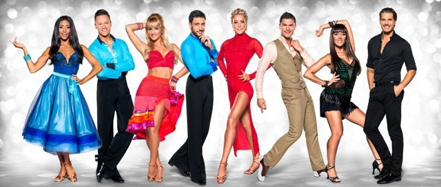 Dancers of strictly come dancing, where to see strictly stars live