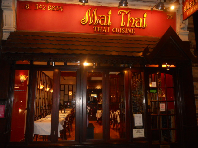 Thai Food Restaurant London