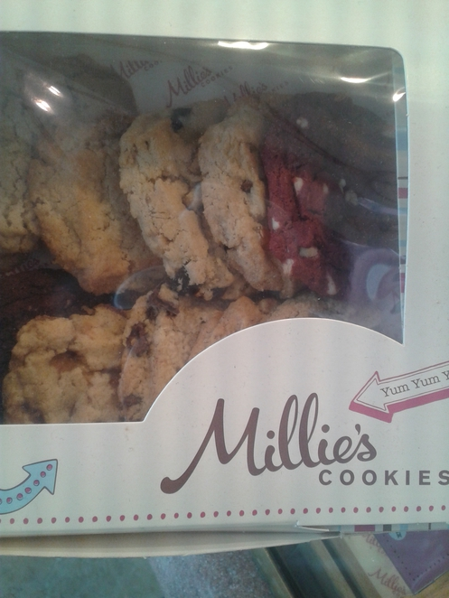 Millies Cookies, Millies, cookies, dessert, treats