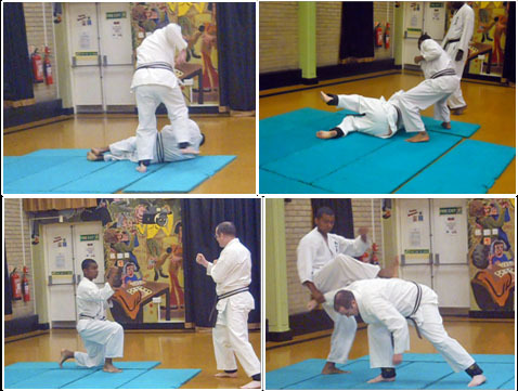 south mitcham Community Centre, karate, btka, british traditional karate association, sparring