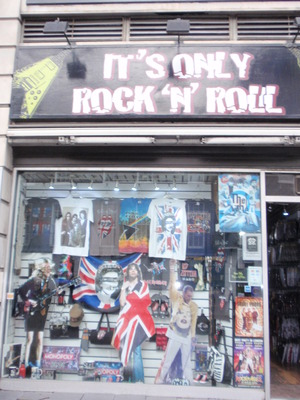 It's Only Rock 'N' Roll Store