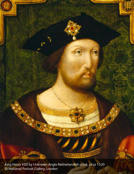 The Real Tudors, kings and queens revealed, national portrait gallery
