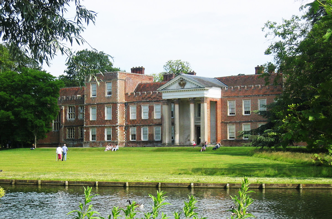the vyne, childrens tudor animal trail, basinstoke, the vyne childrens trails